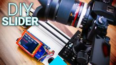 Making is always better than buying Here's my design of a (over long motorized camera slider that does both fast and super-slow slides! Slide Design, My Design, Stop Motion Camera, Camera Slider, Camera Rig, Build Your Own, Arduino, Sliders, Diy