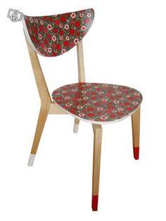 Chaise style scandinave nordmyra papier washi