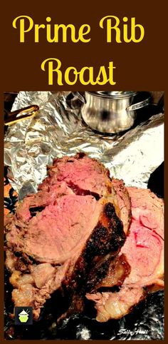 How to Cook Prime Rib Roast. Full of flavor, tender and juicy, this will not disappoint your diners!
