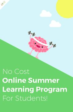 Don't let your students' brains melt away this summer. Stay sharp with our free practice!