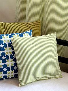 Blue Alcove Stripes Cushion Cover - Green and White (SGCC-39) Blue Alcove http://www.amazon.in/dp/B00MIWRNDA/ref=cm_sw_r_pi_dp_h.vUub0HCZM4X