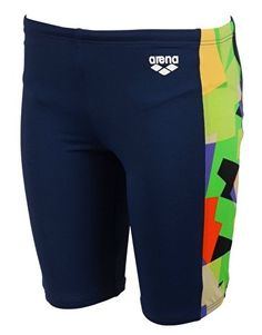 Arena Boys Glassy Swimming Jammers