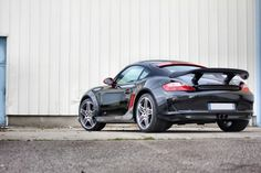Porsche Cayman S Racing Toy Black Edition by Jacquemond Porsche Tuning Mag