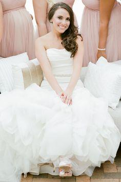 Photography: Tamara Gruner Photography   tamaragruner.com Wedding Dress: Vera Wang   www.verawang.com/   View more: http://stylemepretty.com/vault/gallery/38388