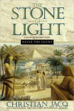 Nefer the Silent by Christian Jacq