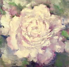 """""""Morning Glory"""" Original Oil Painting by Tina Wassel Keck 8 x Vintage Painting, Flower Painting, Small Paintings, Oil Painting Flowers, Vintage Artwork, Painting, Original Art For Sale, Wall Painting, Peony Painting"""