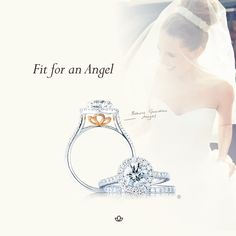 The Browns Halo Ring- Every Angel deserves a Halo