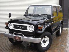 Land Cruiser 70 (PX10) Land Cruiser 70 Series, Toyota Land Cruiser, Japan, Cars, Vehicles, Okinawa Japan, Japanese Dishes, Autos, Car