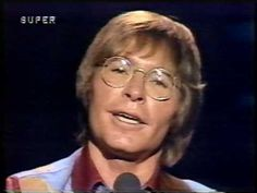John Denver   Annie's Song Written for his wife Annie while on a ski lift to the…