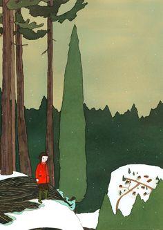 Jen Corace, illustration, books, children books