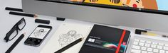 Watch paper evolve with Moleskine and Adobe<sup>TM</sup> - Moleskine ®