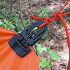 Survival Tarp Clip. A tarp clip can be used to make a survival shelter, fasten a signal panel, make a survival tent, make a solar still, cover your survival equipment, fasten a trout line, make a snare, make a weapon and much more. $1.95