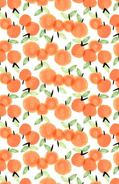 Super Ideas For Cool Wallpaper Iphone Backgrounds Pattern Art Prints Ed Wallpaper, Pattern Wallpaper, Orange Wallpaper, Summer Wallpaper, Trendy Wallpaper, Mobile Wallpaper, Pattern Illustration, Art And Illustration, Cool Backgrounds