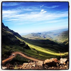 """See 17 photos and 2 tips from 144 visitors to Sani Pass. """"Great place to visit, going up Sani Pass was an awesome experience! Great Places, Places To Visit, Kwazulu Natal, South Africa, Mountains, Travel, Viajes, Destinations, Traveling"""