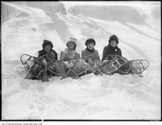 Was browsing the Toronto Archives and put together a collection of vintage Toronto winter photographs from ca. 1890 - 1950 of past snowfalls in Toronto. Toronto Winter, Guernica, Dear God, Historical Sites, Montreal, Vintage Photos, Past, February 19, History