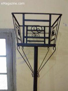 Herreria artesanal para el hogar y el comercio: Rejas, balcones, cercos para piscinas, cestos de basura, parrillas, asadores, muebles de jardin, trabajos a medida. no dude en consultar! Por: Favalli