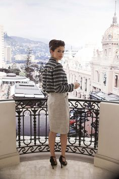 Monte Carlo photo shoot. (Selena Gomez)