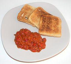 Zacusca pentru iarna French Toast, Breakfast, Food, Morning Coffee, Essen, Meals, Yemek, Eten