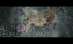 Las mejores personas están locas Mad Hatter - Melanie Martínez