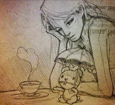 Tea time ^.^