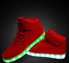 Men's Casual Shoes Discreet Sytat Luminous Led Shoes 2017 Emitting Casual Shoes Men Lovers Led Lighted Chaussure Unisex Usb Charging Glowing Led Shoes Shoes