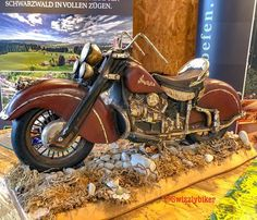 Just saw a model of an Indian #motorradweltbodensee #motorradwelt #bodensee #friedrichshafen #indianmotorcycle #indianmotorcycles #motorcycle