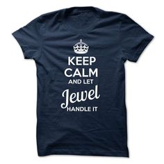 JEWEL ₩ - keep calmJEWELt shirts, tee shirts
