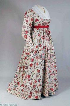 Dress, 1790-1800, Netherlands