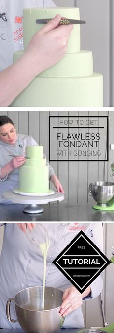 Kaysie Lackey teaches all about gunge in this great new instructional video! Gunge allows you to seamlessly repair imperfections in your...