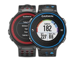 Forerunner 620 and 220