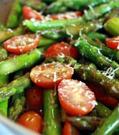 Asparagus Side Dish.