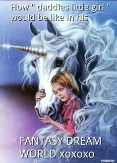 Marjorie Dean uploaded this image to 'Fairies and Fantasy/Unicorns'. See the album on Photobucket. Unicorn And Fairies, Unicorn Fantasy, Unicorn Horse, Unicorn Art, Magical Unicorn, White Unicorn, Fantasy Pictures, Fantasy Images, Fantasy Art