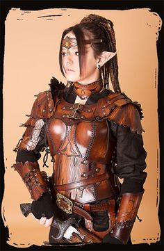 Women's armour