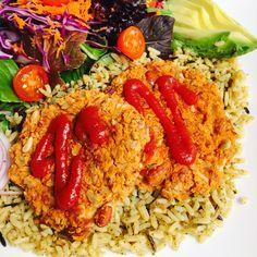 Dr Fuhrman Eat to Live Program Recipe Simple Bean Burgers from Eat to Live book… Tufo Recipes, Whole Food Recipes, Vegetarian Recipes, Healthy Recipes, Healthy Meals, Vegan Sandwich Filling, Sandwich Fillings, Thit Nuong Recipe, Koulourakia Recipe