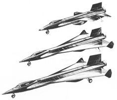 X-15 - Concepts that never happened