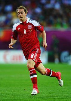 Christian Eriksen - Ajax, Denmark.