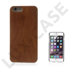 """Agerskov (Äkta Rosenträ) iPhone 6 Skal  Trävligt mobilskal till Apple iPhone 6 (4.7"""") av rosenträ."""