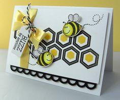 BEE card @stampingsharing.blogspot.com