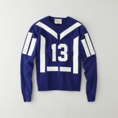 Sea Varsity Embroidered Pullover   Women's Sweaters   Steven Alan