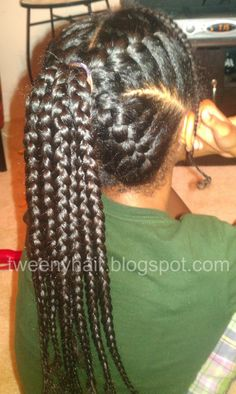 51 Best Natural Hairstyles For Preteens Teens Images Natural Hair