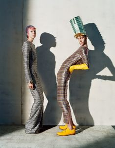 Babes in Toyland - Giorgio Armani Privé dress
