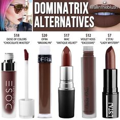 #DOMINATRIX ALTERNATIVES Please let me know if you know any other alternatives…