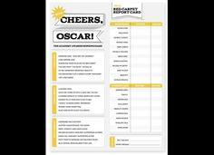 Red Carpet report card!