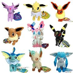 Eevee (Japanese: Eievui) is a Normal-type Pokmon. It is known to evolve into one of seven different Pokmon by various methods. Eevee is the starter Pokmon for the main character of Pokmon XD: ...