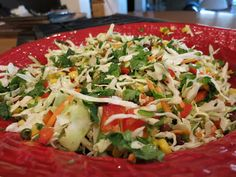 COLESLAW RECIPES on Pinterest | Coleslaw, Asian Coleslaw and Chinese ...
