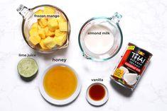 Healthy Coconut Mango Popsicles | Zested Lemon Organic Coconut Milk, Raw Coconut, Coconut Bars, Canned Coconut Milk, Coconut Recipes, Healthy Recipes, Yummy Recipes, Keto Recipes, Sweets