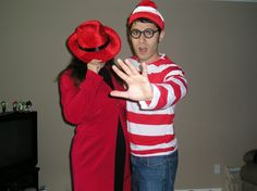 Great Couple Halloween Costumes!