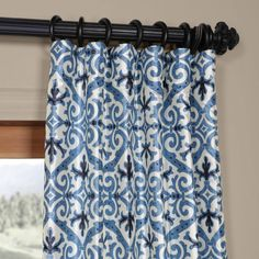 Best Curtains for Kids Rooms - Creative Curtain Ideas for Style and Comfort - Top Blackout Curtains Coastal Curtains, Kids Curtains, Cool Curtains, Bedroom Curtains, Blue And Gold Curtains, Green Curtains, Velvet Curtains, Custom Made Curtains, Printed Curtains