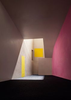 """Luis Barragán's iconic architecture recreated in evocative photography exhibit - Curbedclockmenumore-arrow : Artist James Casebere uses """"constructed photography"""" to capture the Mexican architect's elusive work"""