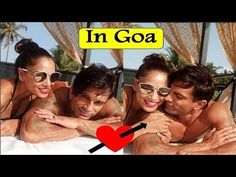 Karan Singh Grover & Bipasha Basu Romantic Vacation in GOA 2018 Romantic Resorts, Romantic Vacations, Romantic Getaway, Romantic Travel, Goa, Bollywood, Mens Sunglasses, Romance, Journey